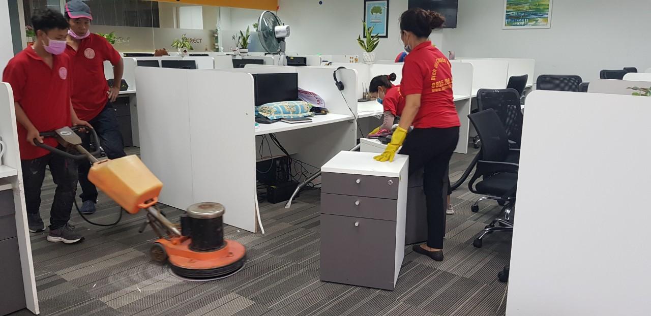 Giặt thảm văn phòng-Dịch vụ giặt thảm tại TP HCM