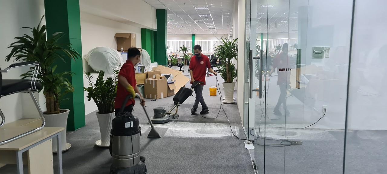 Dịch vụ giặt thảm giá rẻ TPHCM